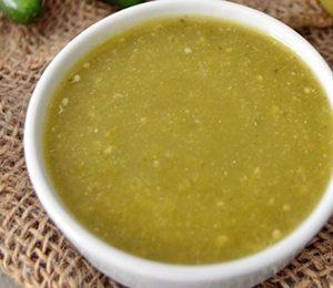 salsa verde para carnitas