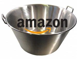 mejor precio Amazon cazos para carnitas